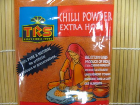 Chilipulver, extra scharf, TRS, 100g