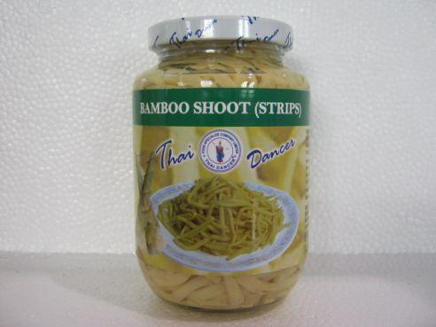 Asian Brand Asiatische Lebensmittel Und Lebensart Bambusstreifen