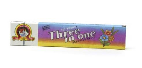 Räucherstäbchen, Indien, Three in One, 25 Sticks