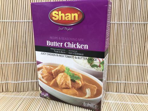 Butter Chicken Masala, Shan, 50g