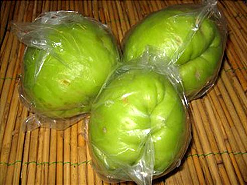 Chayote, Labosiam, Chow Chow, pro St.