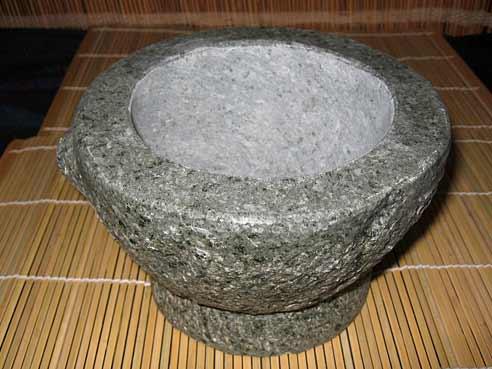 Steinmörser brand asiatische lebensmittel und lebensart steinmörser 5