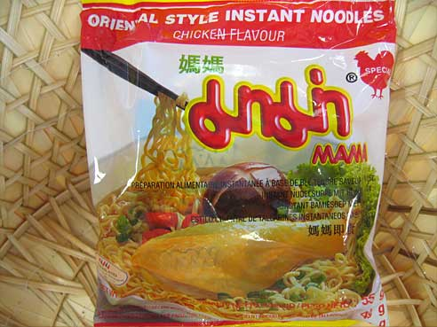 Huhn, Mama Thai Food, 30x60g, Karton
