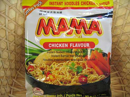 Huhn, Jumbo Pack, Mama Thai Food,  1x90g