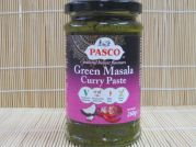 Curry Paste, Green Masala, Pasco, 283g