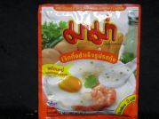 Instant Reissuppe (Porridge), Shrimp, Jok Gung, Mama Thai Food, 50g