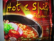 Hot & Spicy, Jumbo, Mama,  1x90g