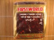 Tamarindenmark ohne Kerne, First World, 400g