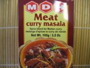 Meat Curry Masala, MDH, 100g