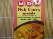 Fisch Curry Masala, MDH, 100g