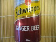 Ginger Beer, Schweppes-Hong Kong, 330ml