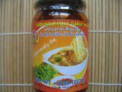 Ground Chili & Garlic in Oil, Sambal Laos, 227g