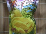 Durian Chips, natural, HeyHah, 40g