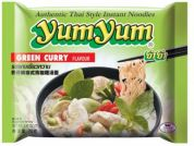 Green Curry, Yum Yum,  3x70g