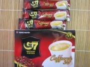 Coffeemix 3in1, G7 Instant Kaffee, Trung Nguyen, 288g (18 Sticks zu 16g)