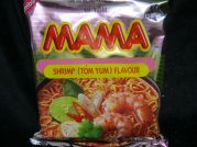 Shrimp Tom Yum, Jumbo Pack, Mama,  3x90g