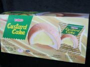 Pudding Kuchen, Custard Cake, (12x17g) 204g
