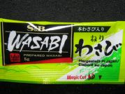 Wasabi-Paste in Portionsbeuteln, S&B, 12x5g (60g)