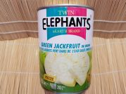 Jackfrucht, jung, Twin Elephants, 540g/ 283g ATG