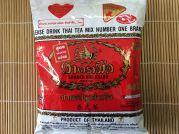 Thai Tea Mix, Number One, schwarzer Tee, Pulver, 400g Beutel
