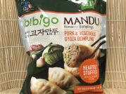 Pork & Vegetable Gyoza Dumpling, Bibigo, 600g