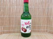 Chamisul Soju, Jinro, Plum, Pflaume, Vodka aus Korea, Alk. 13 % VOL., 360ml