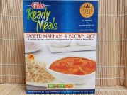 Fertiggericht, Paneer Makhani & Brown Rice, Gits, 375g