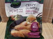 Crispy Dumplings, Pork & Vegetable, Bibigo, 560g