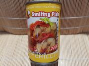 Makrele in Tomaten Sosse mit Chili, Smiling Fish, 155g