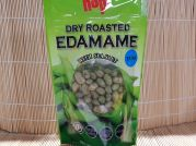 Dry Roasted Edamame, with Sea Salt, Hapi, 100g