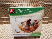 Assorted Beans in Hot Syrup, Bohnen Mix in Sirup, S&P, 170g