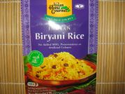 Indian, Biryani Rice, AHG, 50g