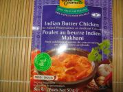 Indian, Butter Chicken Makhani, AHG, 50g