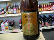 Sake Choya, Japan, 500ml Flasche, Alc. 15% VOL.