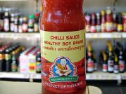 Chili-Sosse, Sriracha, Healthy Boy Brand, 300ml