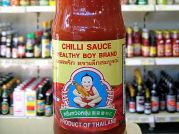 Chili-Sosse, Sriracha, Healthy Boy Brand, 700ml