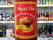 Chilisosse für Huhn, süss,  Royal Thai, 700ml