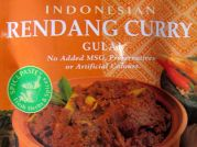 Indonesian, Rendang Curry, AHG, 50g