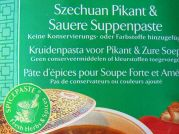 Szechuan, Hot & Sour Soup (Peking-Gulasch Suppe), AHG, 50g