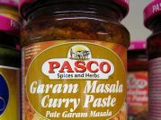 Curry Paste, Garam Masala, Pasco, 283g