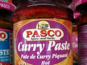 Curry Paste, Hot, Pasco, 283g