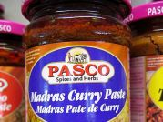 Curry Paste, Madras, Pasco, 283g