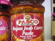 Curry Paste, Rogan Josh, Pasco, 283g