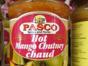 Mango Chutney, hot, Pasco, 320g