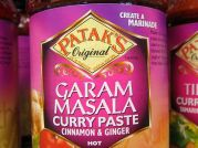 Patak`s Curries, Garam Masala Curry Paste, Patak`s Original, 283g