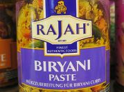 Biryani Curry Paste, Rajah, 285g