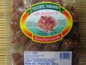 Kandierte Tamarinde in Schotenform, scharf, Thai Dancer - Foodspecialize, 200g