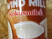 Kokosmilch, Windmill - H&S, 14% Fett, 400ml
