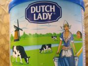 Kondensmilch, gezuckert, Dutch Lady, 1000g
