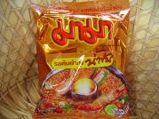 Garnelen-Rahmgeschmack Tom Yum, Mama Thai Food,  1x55g